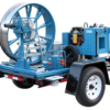 Condux Cable Puller Trailer